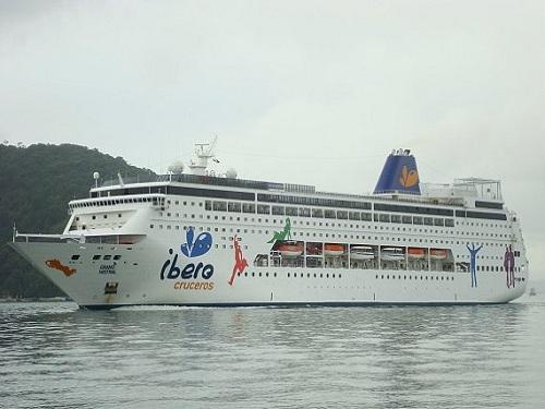 Crucero de Copenhagen a Bilbao en el Grand Mistral