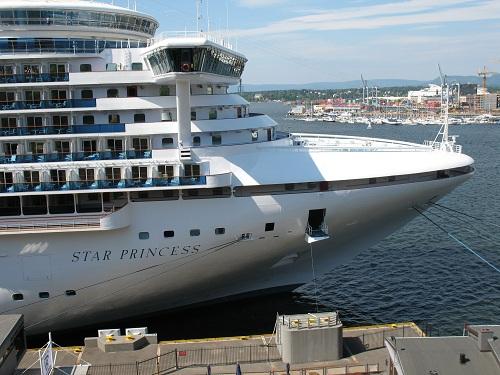 Buenos Aires a Valparaiso con Princess Cruises