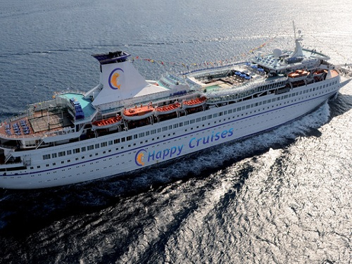 Mediterráneo con Happy Cruises en todo incluido