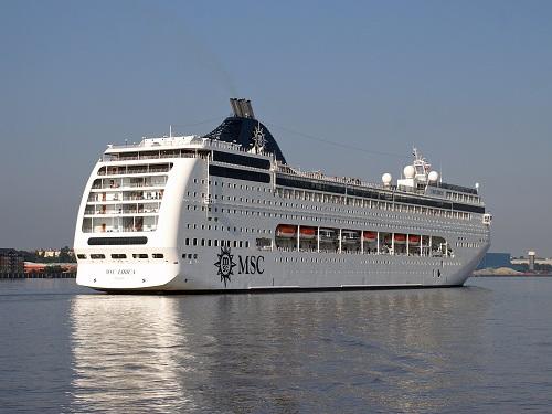 Minicrucero de Palma de Mallorca a Génova