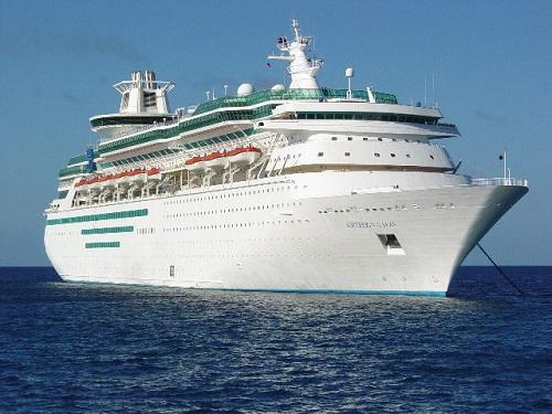 Crucero Sovereign desde Barcelona