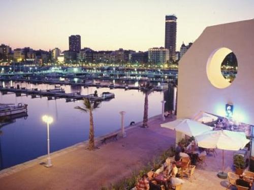 Puerto de Alicante, datos para el turista