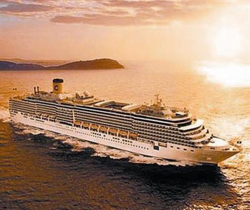 La vuelta al mundo en un crucero de placer