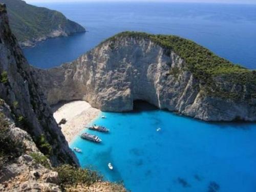 Cruceros por las islas griegas, paradas y visitas