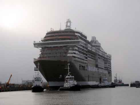 MSC Divina Marsella