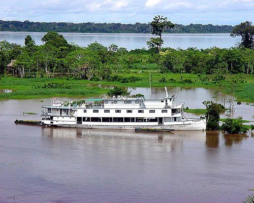 Los cruceros de lujo por la Amazonia peruana